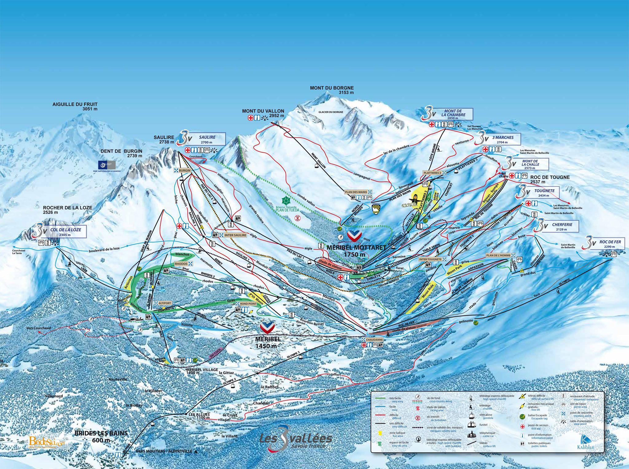 Brides-les-Bains airport transfers | Alps2Alps