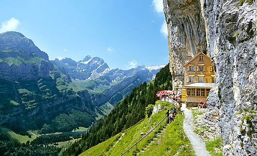 Berggasthaus-Aescher