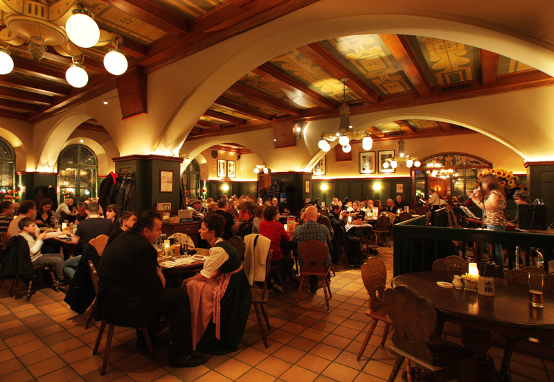 Hofbräukeller am Wiener Platz restaurant