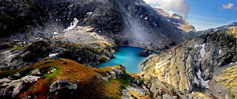 landscapes of Valle d'Aosta