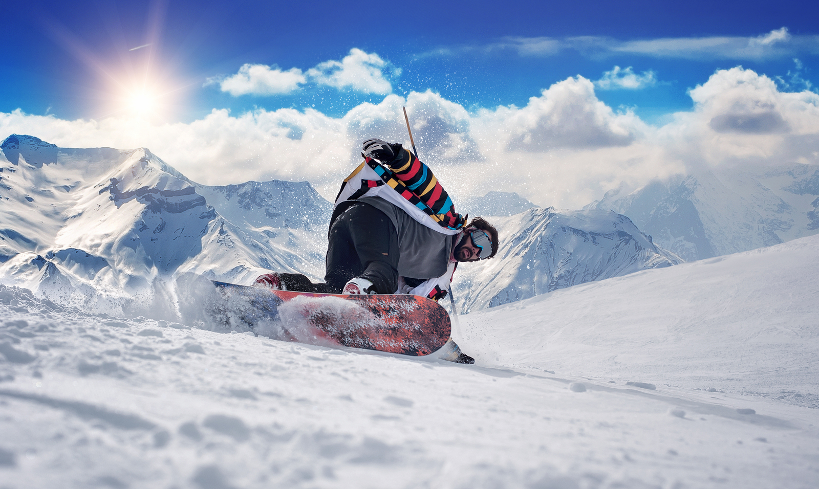 5 reasons why snowboarding is better than skiing