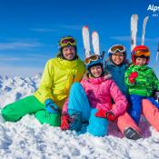 Alps2Alps-Christmas skiing holidays 2016