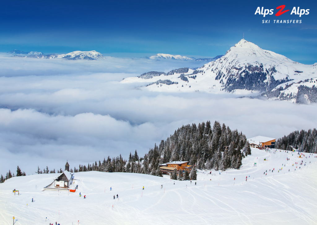 Alps2Alps ski transfer alps