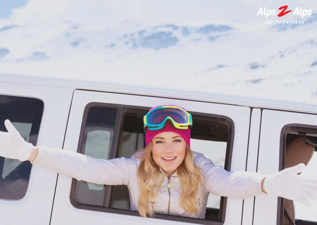 Ski transfers from airport