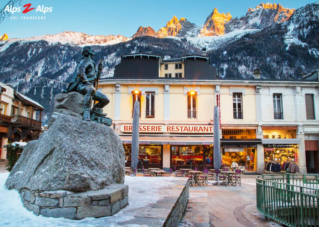 Alps restaurant