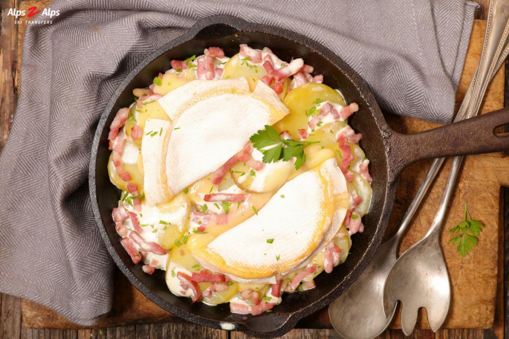 Alps2Alps-alpine foods