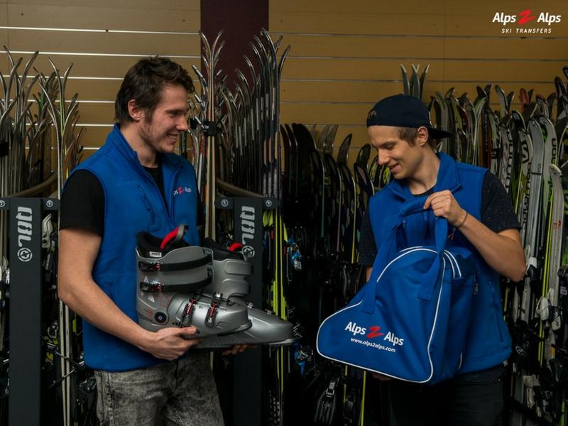 Ski storage service