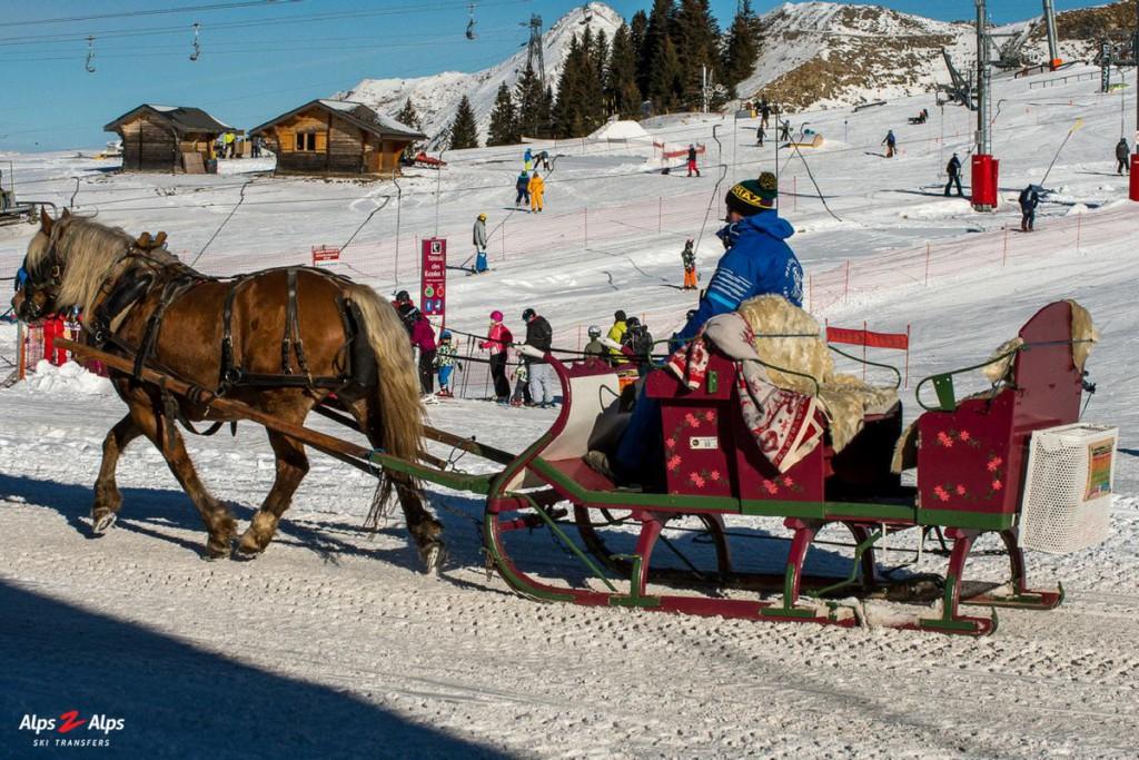 Alps2Alps -  ski season2017