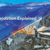 ski accommodation chalets hotels hostels