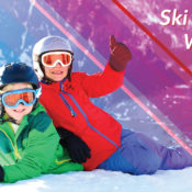 ski holidays with kids