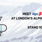 london ski and snowboard show alps 2 alps