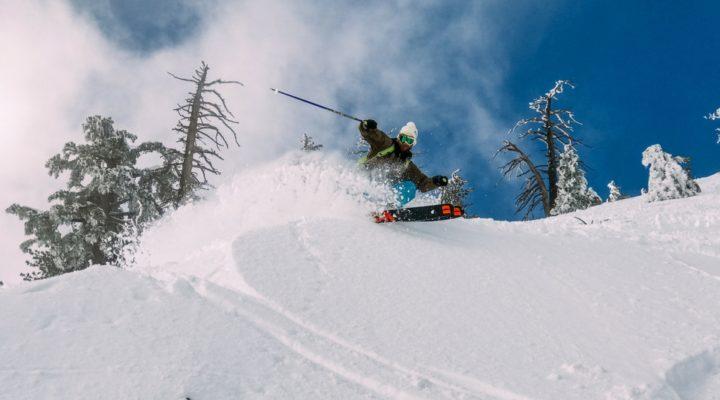 mind blowing ski video
