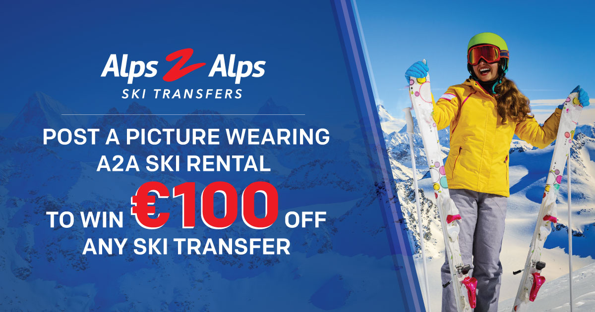 ski rental competition