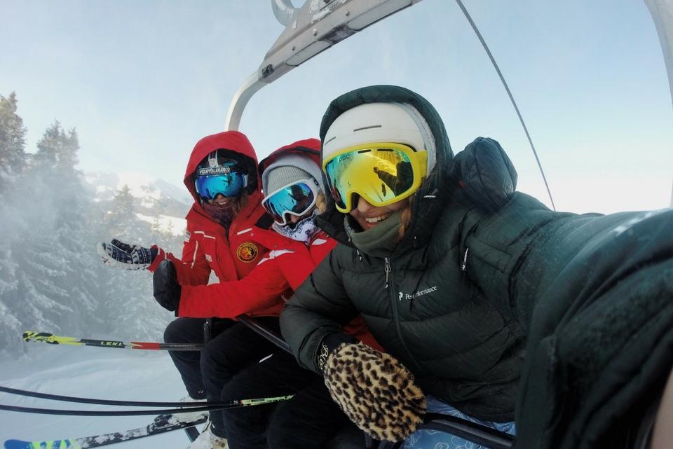 ski resorts for techies