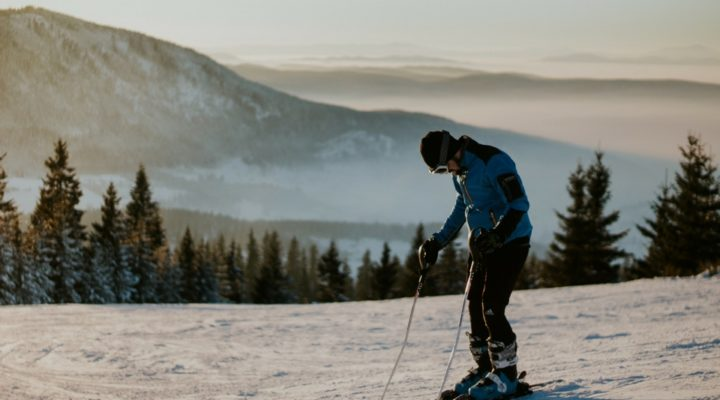 learn to ski in a day