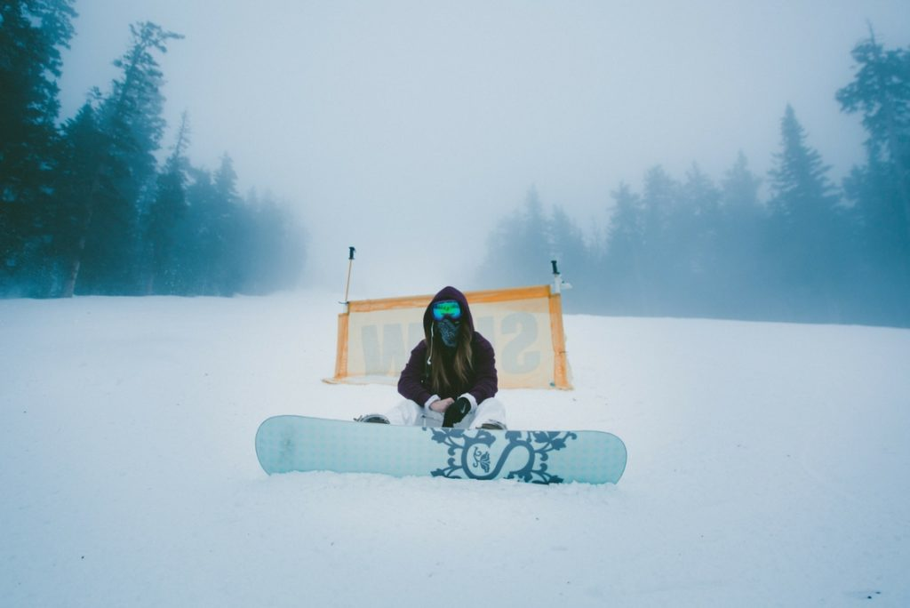 Learn to snowboard in two hours