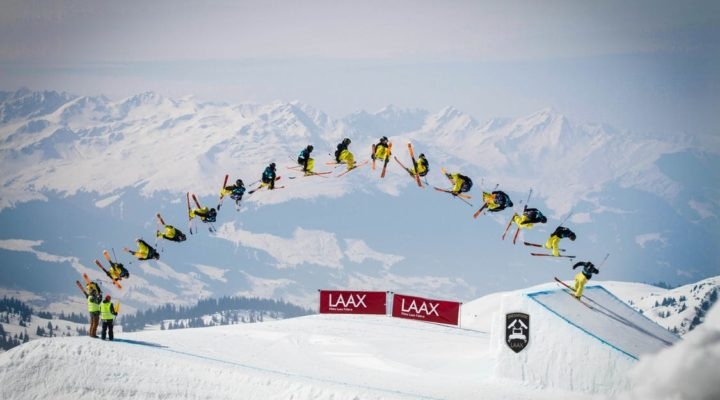 winter olympic events alps