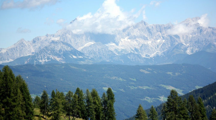 Why the Austrian Alps Come to Life in Summer