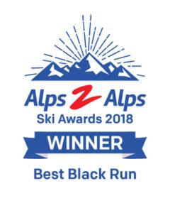 Best black run award