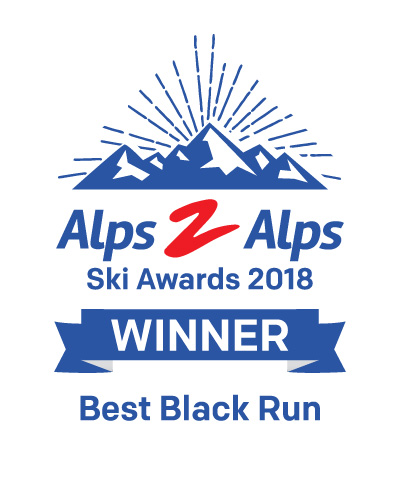 Best black run award