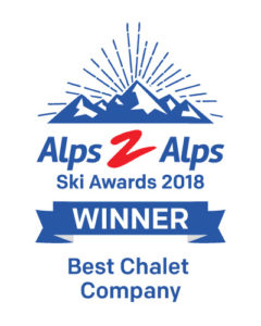 Best Chalet Company award