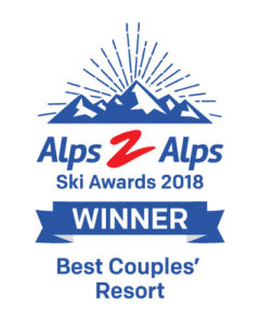 Best couples resort award
