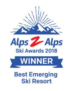 Best Emerging Ski Resort award