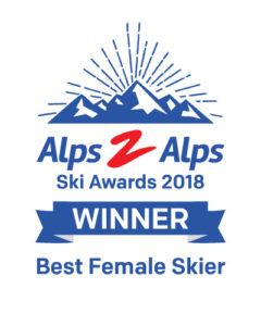 Best Female Skier award