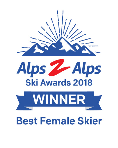 Best Female Skier award