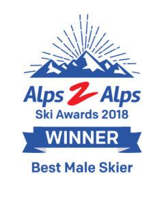 Best Male Skier award