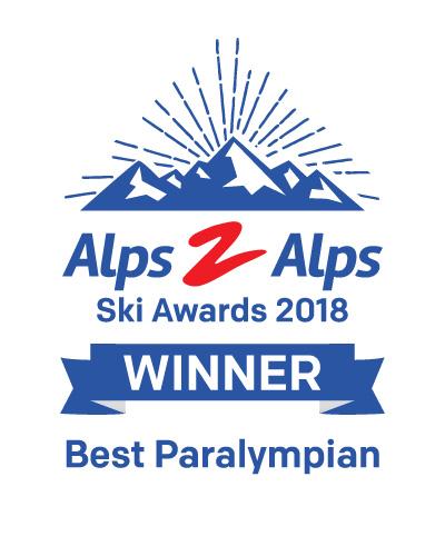 Best Paralympian award