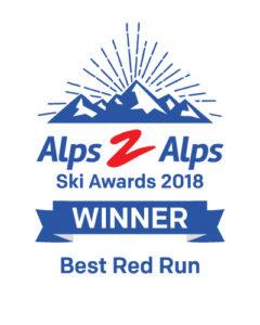 Best red run award