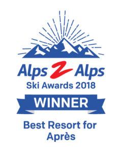 Best Resort for Apres award