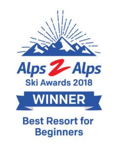 Best Resort for Beginners award