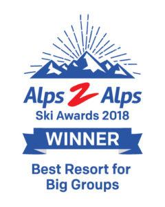 Best Resort for Big Groups award