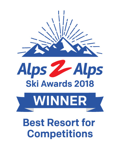 Best Resort for Competitions award