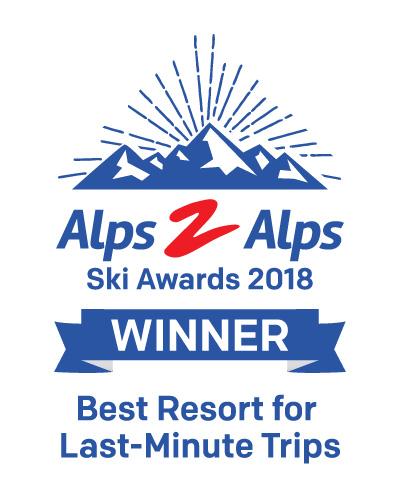 Best Resort for Last-Minute Trips award