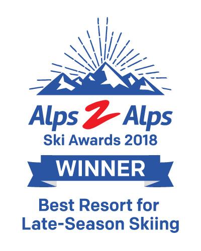 Best Resort for Late-Season Skiing