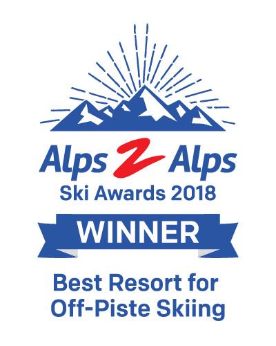 Best Resort for Off-Piste Skiing