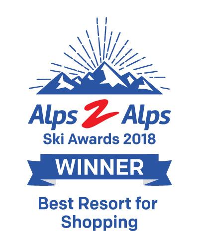 Best Resort for Shopping award