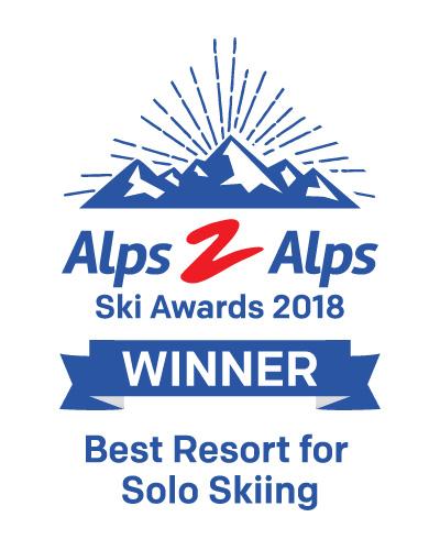 Best Resort for Solo Skiing