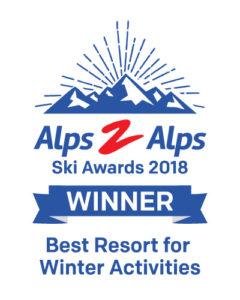 Best Resort for Winter Activities award