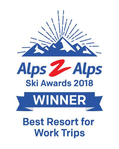 Best Resort for Work Trips award