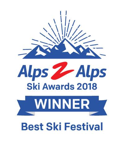 Best Ski Festival award