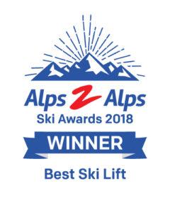 Best ski lift award