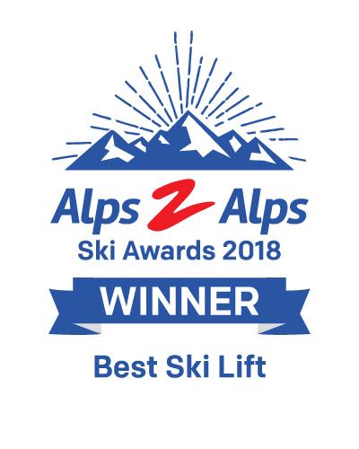 Best ski resort award