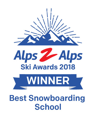 Best snowboarding school award