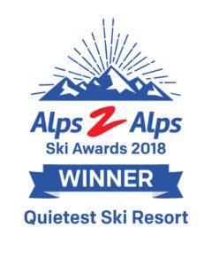 Quietest Ski Resort award