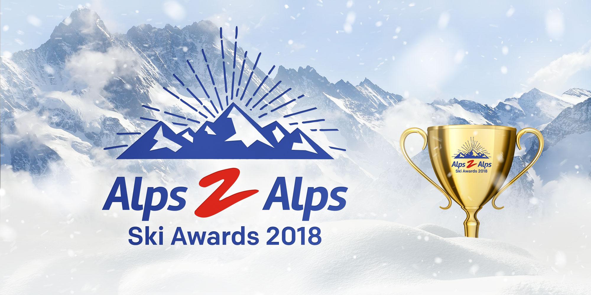 Alps2Alps ski awards