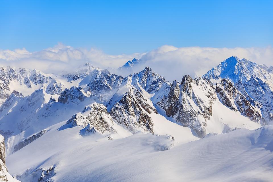 New ski season Alps